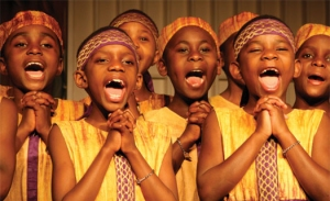 AfricanChildrensChoir