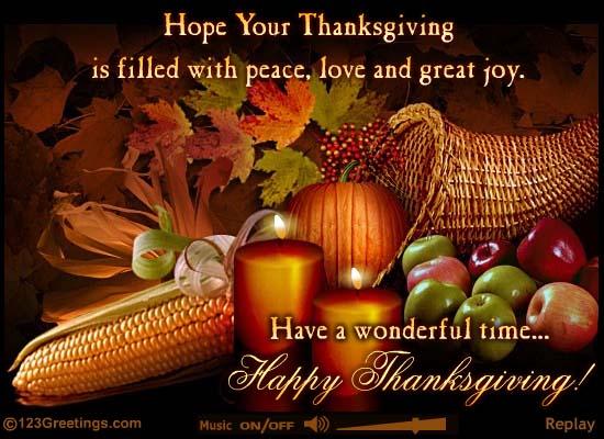 Thanksgiving-Greetings